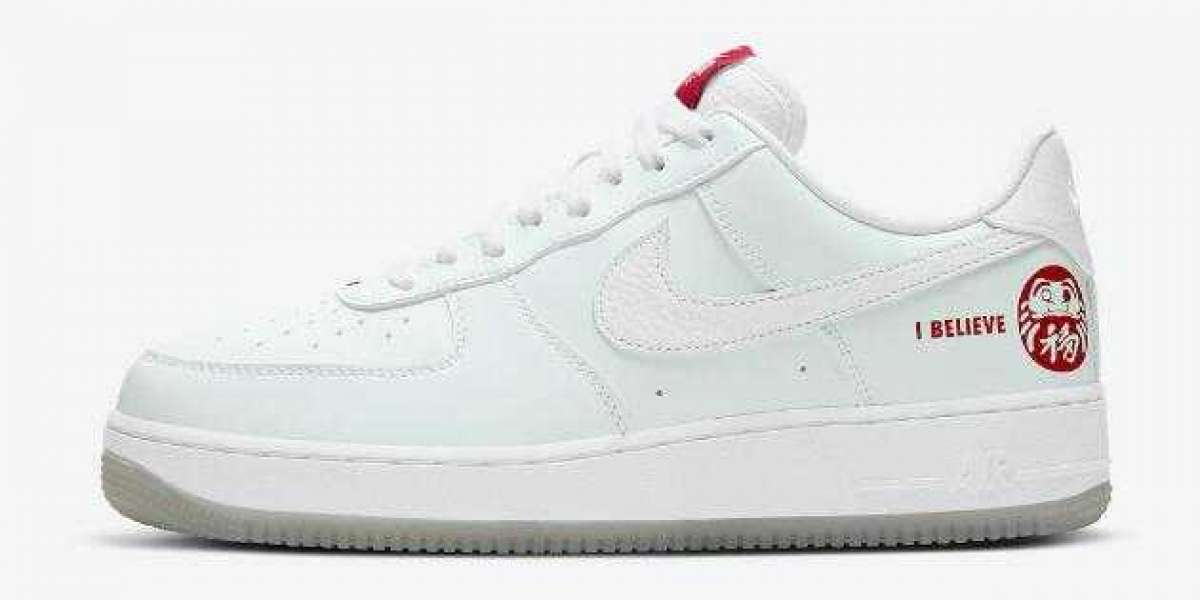 Nike Air Force 1 Low I Believe DD9941-100 to Arrive on January 9th, 2021