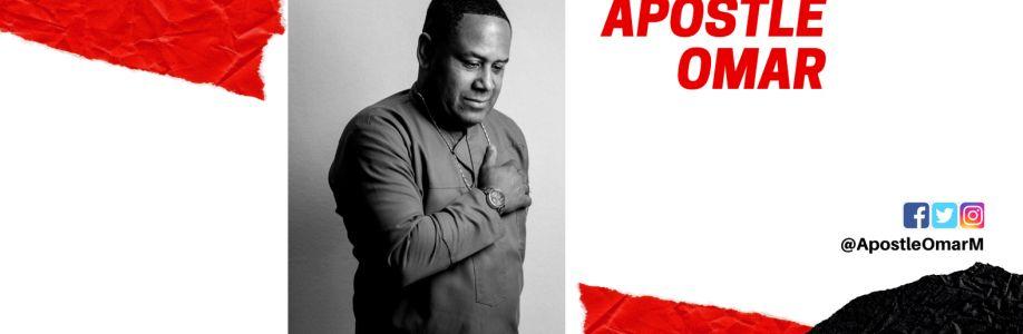 Apostle Omar Morton Cover Image